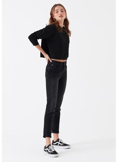 Mavi Kadın  Ada Vintage  Jean Pantolon 1020524752 Gri